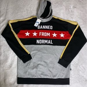 Adidas Rita Ora Banned From Normal Large Hoodie